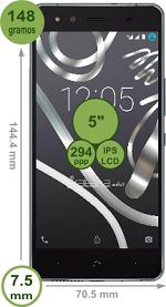 bq Aquaris X5 Plus: novedades y evolución frente al ...