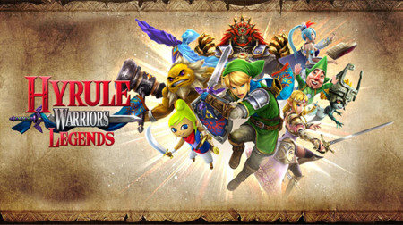 Comparativa en vídeo de Hyrule Warriors en Wii U, 3DS y New 3DS, ¿Dónde se verá mejor?