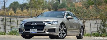 Audi A6, a prueba: un mini A8 cargado de lujo, tecnología y refinamiento