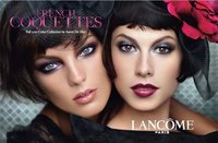 French Coquettes, el maquillaje de Lancôme para el otoño 2010