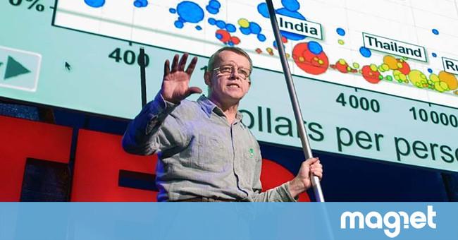 Por qué hay que recordar a Hans Rosling, el hombre que luchó por acabar con el mito del tercer mundo