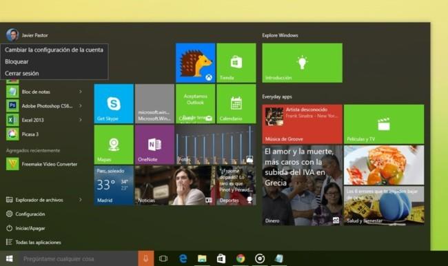 en tener Windows 10, si no son de esos lo mejor es esperar su turno