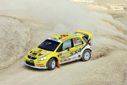 Suzuki podría abandonar su proyecto del WRC