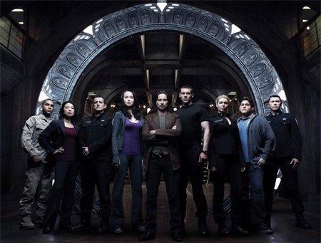 'Stargate Universe' se estrena en Antena.Neox