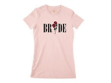 Camiseta Rosa Bride