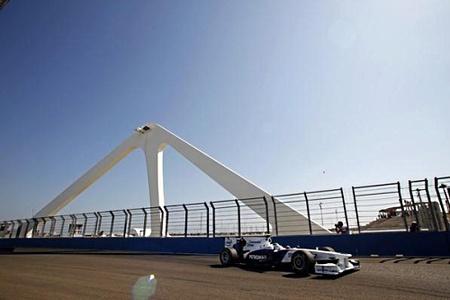 Cargas de combustible para el GP de Europa