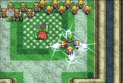 Rumores sobre un Zelda: Four Swords para la DS