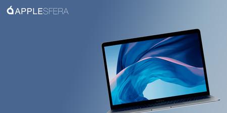 Descuentazo en el MacBook Air de Apple: 910 euros por este portátil ultraligero con envío desde España y dos años de garantía