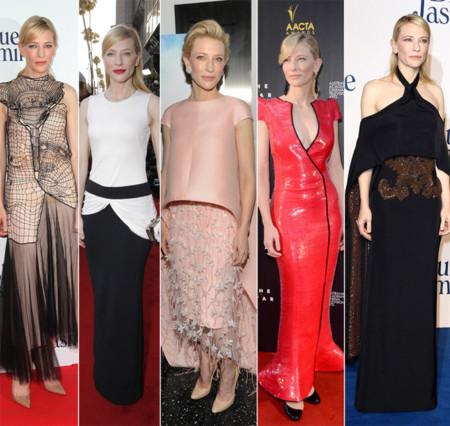 Cate Blanchett mejor looks 2013