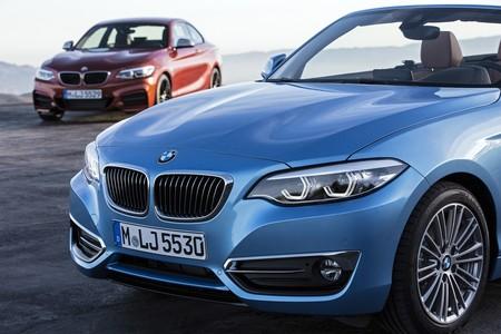 BMW Serie 2 presume lavado de cara para todas las versiones, M2 incluida