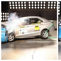 Ford KA y Hyundai HB20 fracasan en las pruebas de Latin NCAP y se llevan cero estrellas