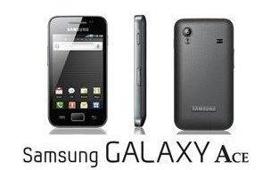 Samsung Galaxy Ace y Galaxy Suit, primeras imágenes