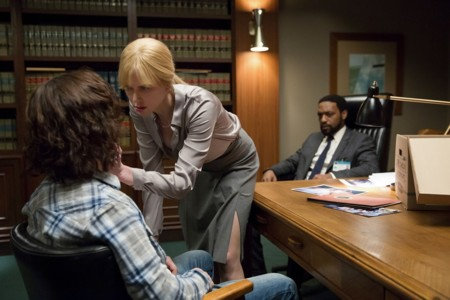 Nicole Kidman Chiwetel Ejiofor El Secreto De Una Obsesion