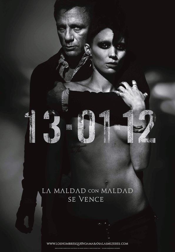 Foto de Carteles de 'Millennium: Los hombres que no amaban a las mujeres' (2/5)