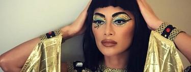Los 16 maquillajes de Halloween más alucinantes que han lucido las celebrities