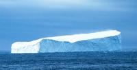 Una flota de icebergs viaja hacia Nueva Zelanda
