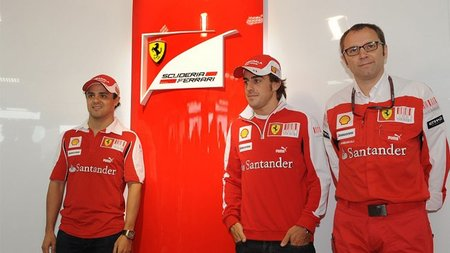 Ferrari podría centrarse en el 2011 después de Monza