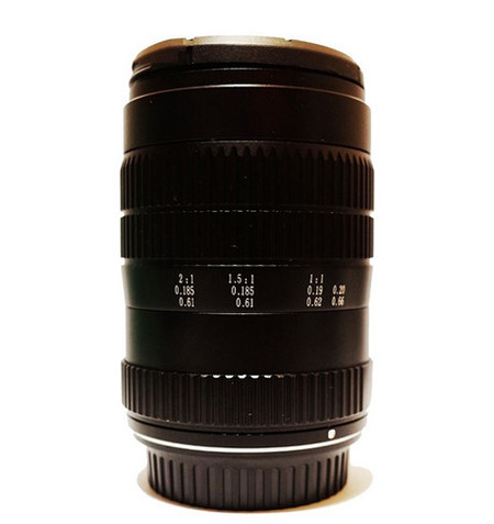 Venus 60mm: una lente macro de China con magnificación 2:1 y enfoque al infinito