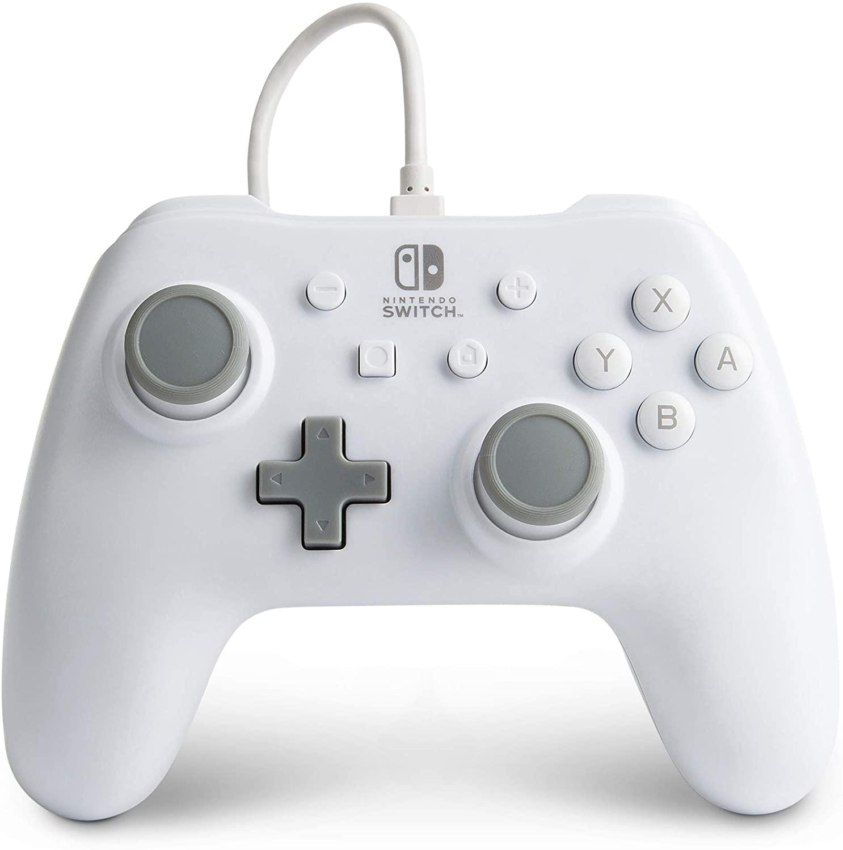 Control alámbrico para Nintendo Switch de Power A