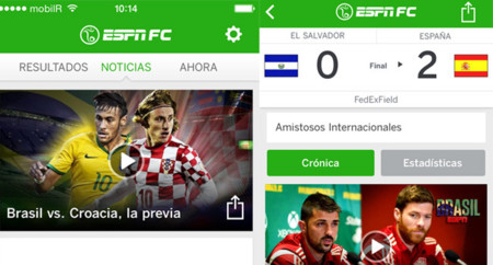 ESPNFC iOS