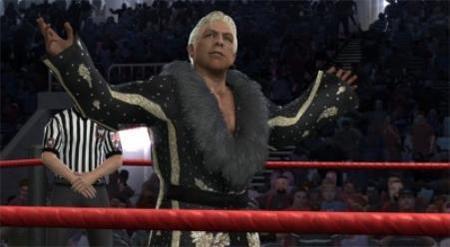 Ya conocemos a los protagonistas de 'WWE Smackdown vs. RAW 2008'