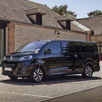 La Citroën ë-Spacetourer ahora es una furgoneta eléctrica de hasta 9 plazas con 330 km de autonomía