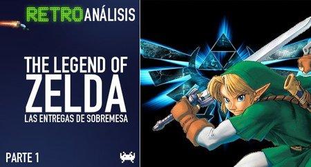 'The Legend of Zelda', las entregas de sobremesa parte I. Retroanálisis