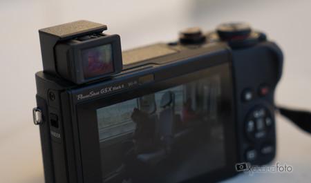 Canon Powershot G5x Analisis