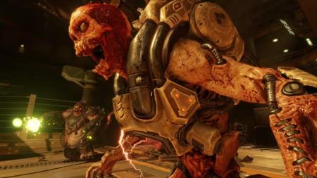 Aquí tienes  dos gameplays de Doom que te enseñan lo bestia que es su multijugador