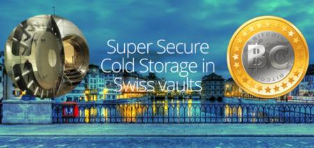 IceVault protege tus bitcoins... desconectándolos de la red