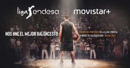 Por si aún quedaban dudas, Movistar reafirma su apuesta por el deporte adquiriendo el baloncesto a la ACB