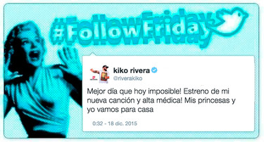 #FollowFriday de Poprosa: Star Wars, fajas y mucho colegueo