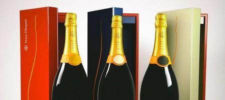 Veuve Clicquot y Ferrari presentan la colección Maranello Edition