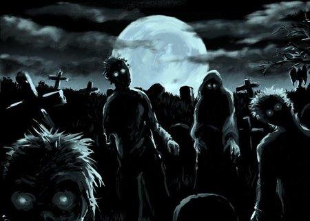 Encuentro digital ¡con un zombie!