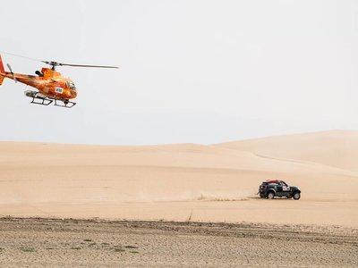 ¿Cómo fue el extraño accidente de Nani Roma en el Dakar 2018?