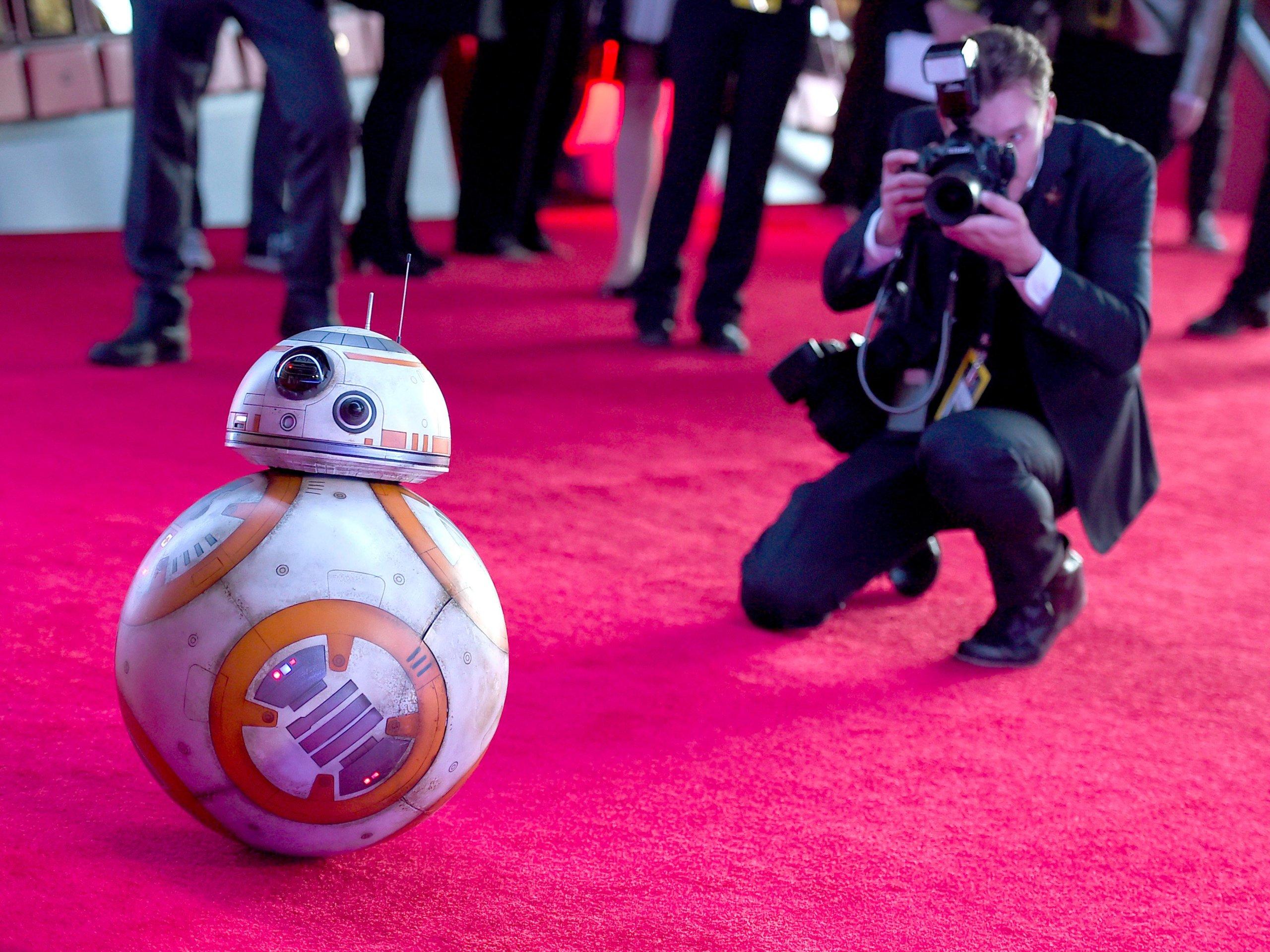 Foto de 'Star Wars: El despertar de la fuerza', fotos de la premiere mundial (15/28)