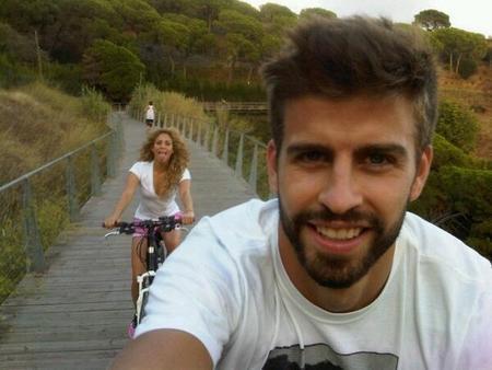 ¡Waka rumores! ¿Se han distanciado Shakira y Piqué?