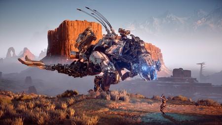 Así crea Guerrilla Games las majestuosas máquinas de Horizon: Zero Dawn