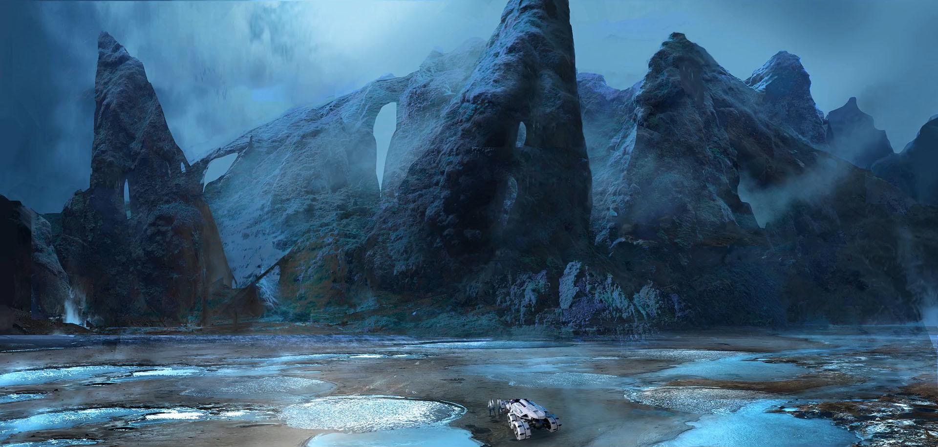 Foto de Arte próximo Mass Effect (1/7)