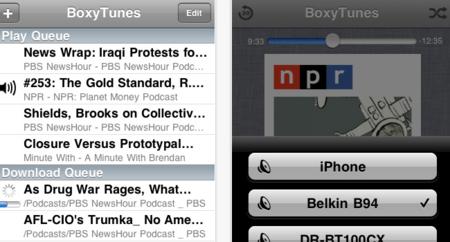 BoxyTunes, reproduciendo música de Dropbox en tu iPhone como tiene que ser