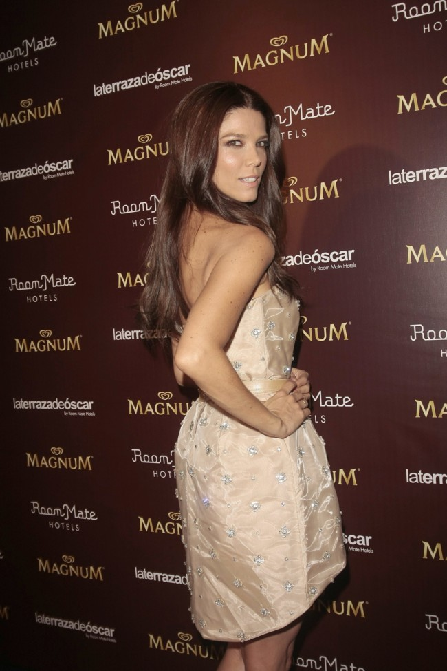 Juana Acosta Magnum 2nd Skin Co 1