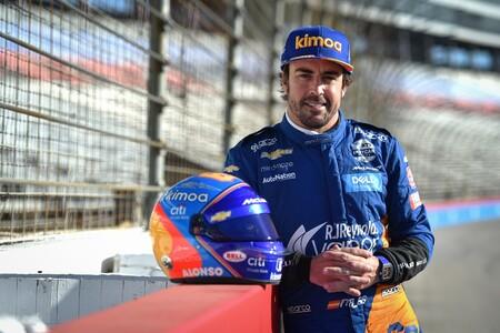 Alonso 500 Millas De Indianapolis 2019