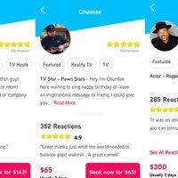 ¿Quieres que Snoop Dogg te grabe un vídeo? Con esta app y 500 dólares, puedes