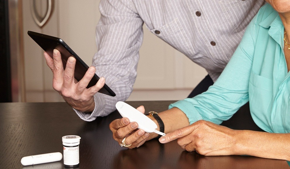 aplicación de control de diabetes de azúcar en la sangre