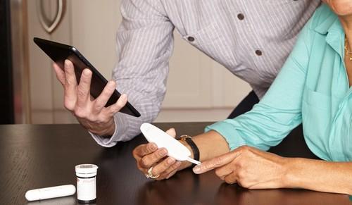 Diabetes y móvil: así ayudan los smartphones a los enfermos