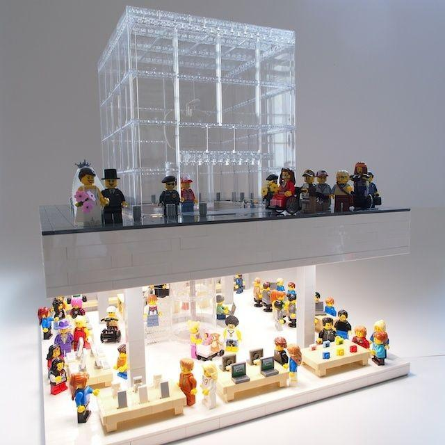 Apple Store LEGO 5ª Avenue