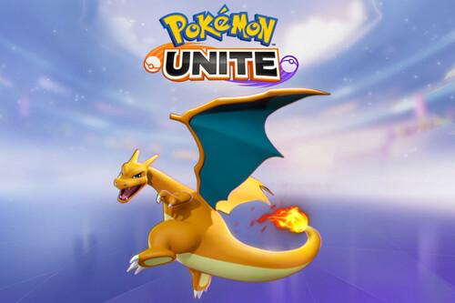 Guía de Charizard en Pokémon Unite: un all-rounder de late