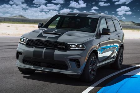 Dodge Durango Srt Hellcat 2020 6