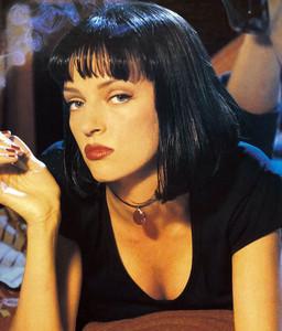 Pulp Fiction Makeup, para sentirnos Mia Wallace