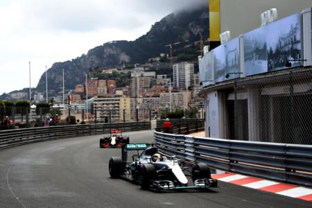 Hamilton Ricciardo Gp Monaco 2016